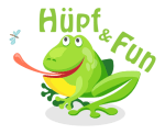 Hüpf-Fun Logo